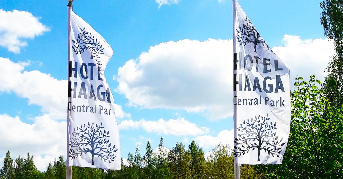 Hotel Haaga Central Park