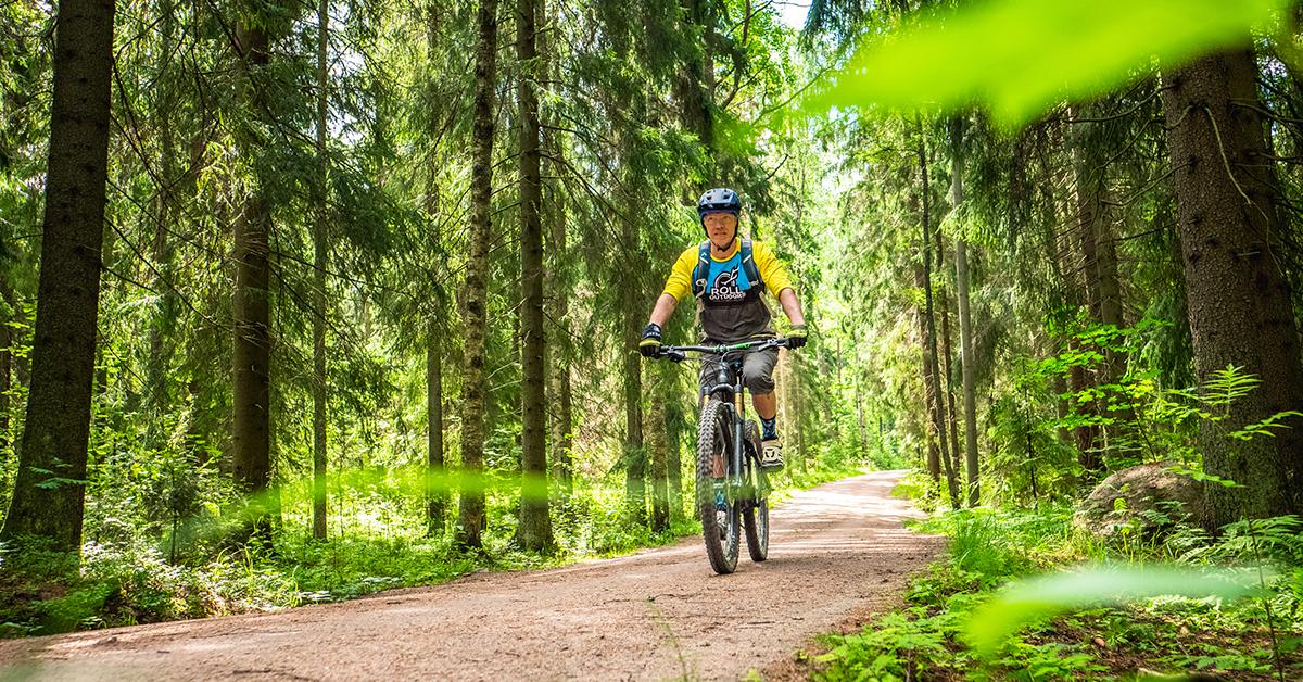 maastopyörävuokraamo Helsinki